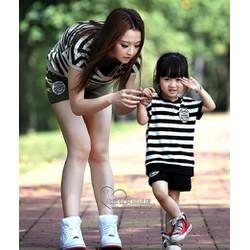 Combo thể thao cho mẹ và bé DTT07026