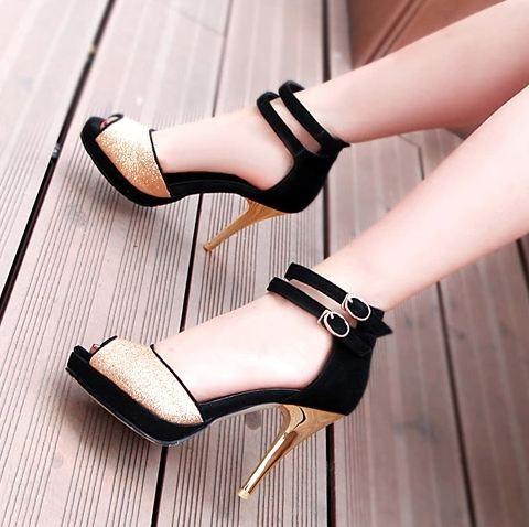 giày cao gót vnxk C017