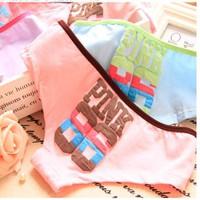 Combo 5 quần chip nữ Pink 86 - C 86