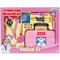 Bộ bác sĩ Fisher Price hồng