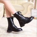 Giày boot nữ phong cách sao Âu Mỹ - XS0072