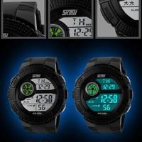 Đồng hồ thể thao chống nước SKMEI hộp kim loại chính hãng AL56
