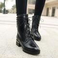 Giày boot nữ phong cách sao Âu Mỹ - XS0074