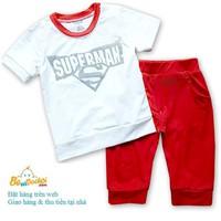 Bộ Superman cá tính BX105 BEVADOCHOI