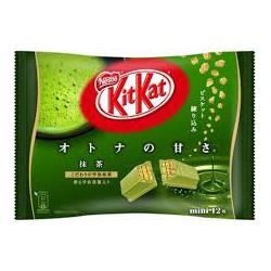 Socola Kitkat Trà Xanh Gói 12 Thanh