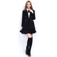 Áo khoác vest cao cấp AK040 - màu đen