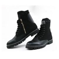 Giày boot nam Hàn quốc GB01