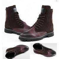 Giày boot nam Hàn quốc GB02