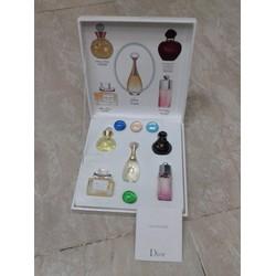 Gift Set5 chai  nước hoa Sing SF 5 chai 5ml