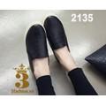 Giày bệt nữ- Giày slip on - Giày slip-on da rắn chất da bóng đẹp