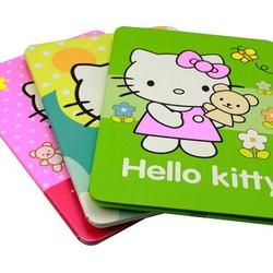 Bao Da iPad  Hello Kitty Siêu Dễ Thương