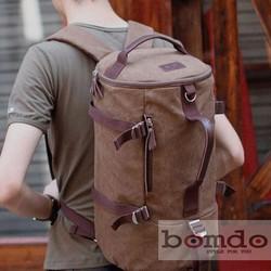 Balo túi xách du lịch thời trang Bomdo- BT04
