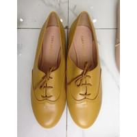 Giày búp bê Taharu dây cột cực xinh 193-đế bằng