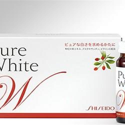 Nước uống Pure White Shiseido