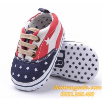 Giày tập đi bé trai G082
