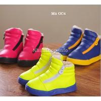 Giày cổ cao cho bé gái và bé trai GC4