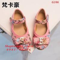 G106 - Giày búp bê bông