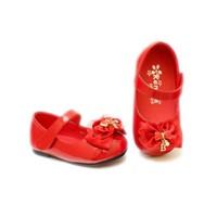 Giày Nơ Đỏ