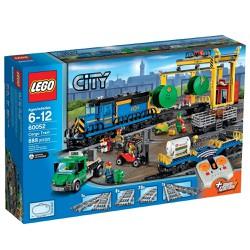Lego 60052 Cargo Train - Xe lửa vận tải