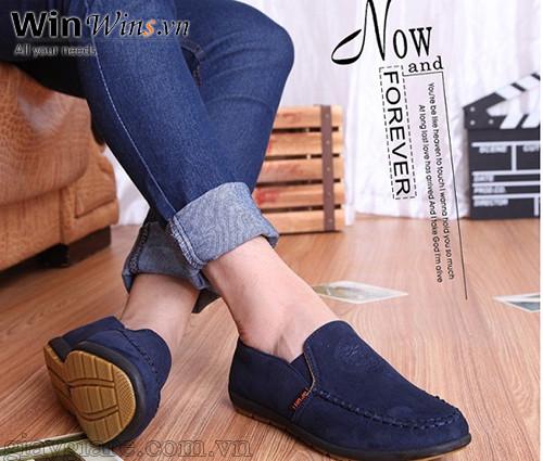Giày Mọi ZA06 Thời Trang 11