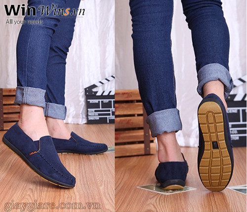 Giày Mọi ZA06 Thời Trang 12