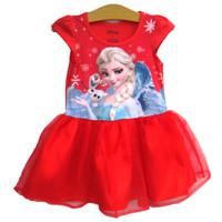 Đầm công chúa nữ hoàng đỏ BH136c BEVADOCHOI