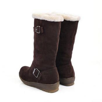 B0039 - HÀNG NHẬP ĐÀI LOAN - Giày boot đệm lông cá tính - màu vàng