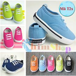 Giày thể thao cho bé trai và bé gái T2x