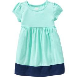 Đầm thun tay ngắn Old Navy cho bé gái 1-5T