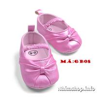 Giày tập đi cho bé gái 0 – 18 tháng GB08