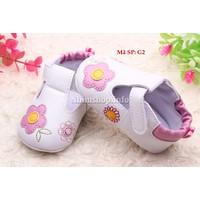 Giày tập đi cho bé gái 3 – 12 tháng mã G2