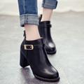 Giày boot cao gót