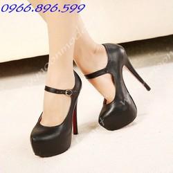 Giày cao gót sành điệu ms 90080