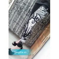 Quần Legging Punk Style QTT999