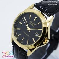 Đồng hồ Casio Luxury Black 2015 - Mã số: DH14350