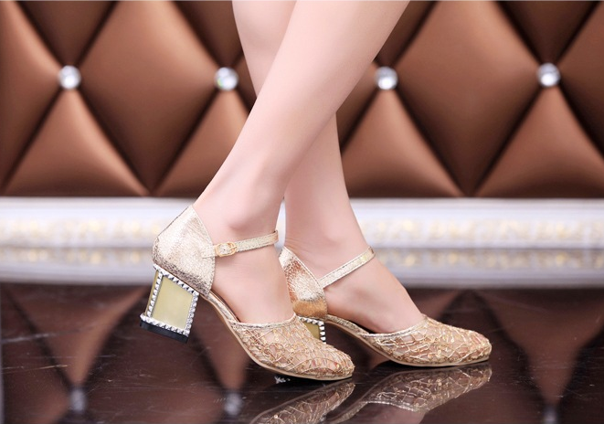 f3979.com - C050 - Giày cao gót thời trang cao cấp 1