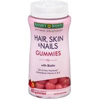 Kẹo vitamin tóc, móng và da HAIR SKIN NAILS chính hãng từ USA HA123