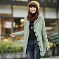 Áo khoác nữ len form dài cao cấp 2 lớp AKL3012