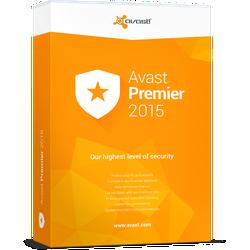 Phần mềm avast Premier 2015