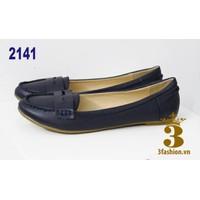 Giày nữ - Giày búp bê nữ -Giày búp bê Mondino chất da mềm - hàng xuất