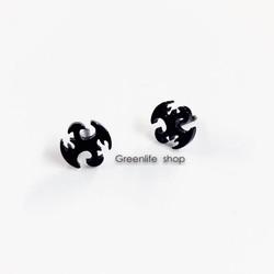 [Greenlife Shop] BX347 - Khuyên tai inox sảnh điệu