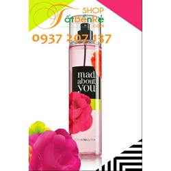 Xịt Toàn Thân Bath and Body Works Mad about You 236ml