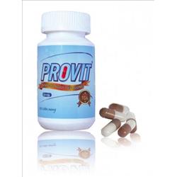 Viên nang Provit-Dinh dưỡng dành cho người đau khớp, suy nhược cơ thể