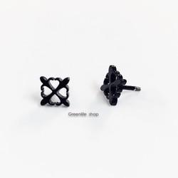 [Greenlife Shop] BX406  - Khuyên tai inox sành điệu - 1 chiếc