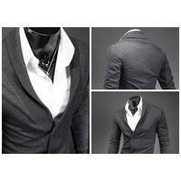 Áo khoác cardigan kiểu vest cách điệu - CA39