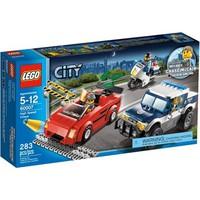 Đồ Chơi Lego City 60007 Đuổi Bắt Tốc Độ
