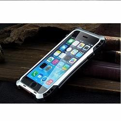 Ốp lưng R-Just Amira iPhone 5 5S màu bạc