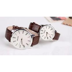 Đồng hồ cặp đôi rất đẹp và mỏng