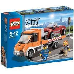 Đồ Chơi LEGO CITY 60017 Xe Tải Chuyên Dụng