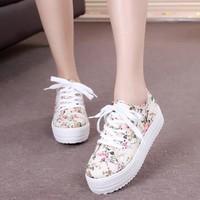 Giày bánh mì hoa - BM053H